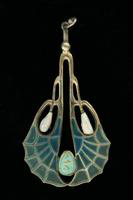 Pendant, about 1890-1915