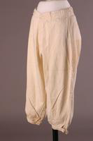 Baseball Knickers, about 1930