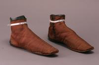 Women's Boots, about 1845
