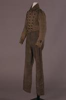 Boy's Suit, about 1820