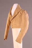 Boy's Jacket, about 1820
