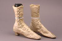 Women's Boots, about 1870