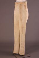 Trousers, about 1820-1840