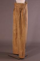 Trousers, about 1810-1820