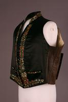Waistcoat, about 1830