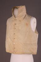Waistcoat, about 1805-1815