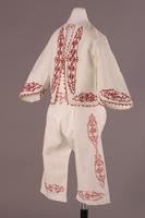 Boy's Knicker Suit, about 1860