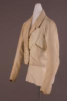 Jacket, about 1800-1825