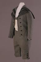 Boy's Suit, about 1892