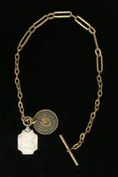 Watch Chain, about 1900