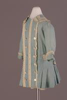 Girl's Dress, about 1885