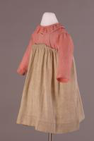 Girl's Dress, about 1895