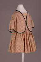 Child's Dress and Jacket, 1850-1860