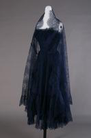 Evening Dress with Stole, 1951-1952