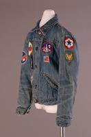 Denim Jacket, about 1973
