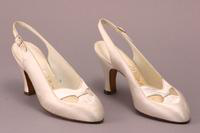 Shoes, about 1960
