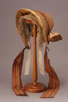 Drawn Bonnet, 1840-1848