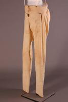Trousers, about 1800-1820