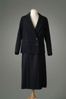 TwoPiece Wool Suit with Double Breasted Jacket, 1935