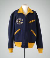 Wool Baseball Jacket, 1949
