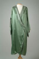 Silk Satin Evening Coat, 1926