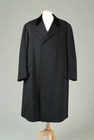 Men's Wool Single-Breastesd Evening Coat, 1908