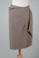 Wool Serge Riding Skirt, 1931