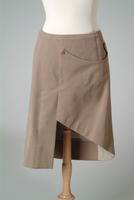 Wool Safety Riding Skirt, 1931