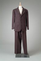 Men's Tweed Three-Piece Suit, 1931