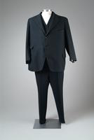 Men's Four-Piece Wool Suit, 1919