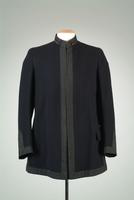 Black Wool Salvation Army Jacket, 1924