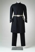 Wool Two-Piece Formal Salvation Army Uniform, 1924
