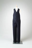 Wool Vest and Pants, 1933