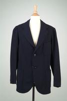 Men's Single-Breasted Wool Blazer, 1929