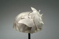 Snake Skin Cloche with Snake Skin Accents, 1940