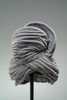 Pleated Velvet Turban, 1940