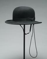 Felt Derby Style Riding Hat, 1931