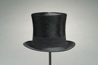 Black Beaver Top Hat, 1918