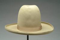 Dove Gray Ten Gallon Hat, 1944