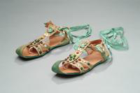 Girls' Arabian Nights Sandals, 1922