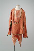 Boy's Silk Crepe Two-Piece Arabian Nights Costume, 1922