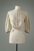 Embroidered Wool Blouse, 1932