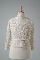 Cotton Crocheted Blouse, 1920