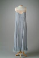 Blue Silk Crepe, 1935