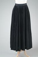 Pleated Skirt or Half Slip, 1920