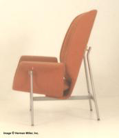 Herman Miller High Back Lounge Chair