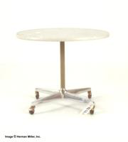 Herman Miller Mobile Table