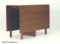 Herman Miller Gate Leg Table