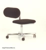 Herman Miller Swivel Chair ~ Adjustable Height with Arm ~ Caster