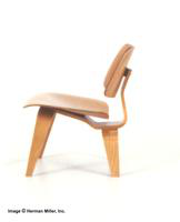 Herman Miller Molded Plywood Lounge Chair